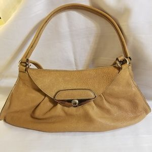 FURLA Italian Leather Handbag Authentic